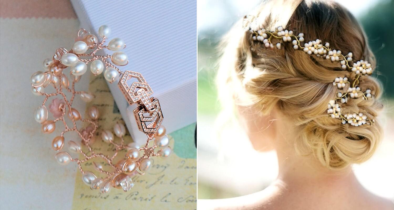 Bijoux de mariees